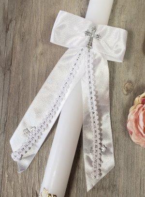 Boutique-Magique Noeud en satin pour mariage c/ér/émonie bapt/ême communion
