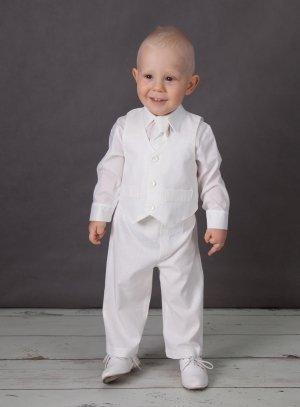 febc7b17219ae Tenue de baptême mariage bébé ou enfant