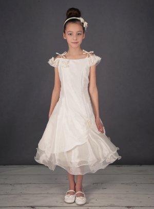 2dced594ea4b4 FIN DE STOCK - Robe de mariage pour enfant fabriquée en France et pas chère  - b4219