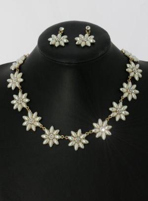 consegna veloce sentirsi a proprio agio orologio Parure bijoux collier + boucles