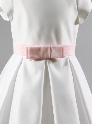 ceinture noir pour robe enfant