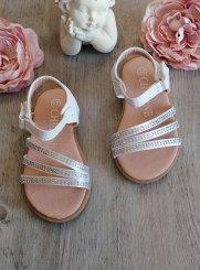 9fcf76fc21eec Chaussure Baptême Fille et chaussons bébé blanc