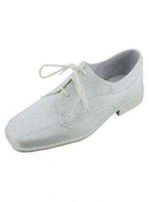 chaussures garçon blanc