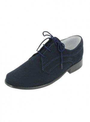 chaussures garçon bleu marine