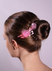 univers coiffure rose