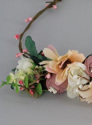 Couronne De Fleurs Champetre Pour Mariage Pas Chere