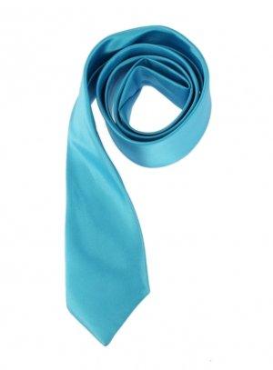 cravate et noeud papillon bleu turquoise
