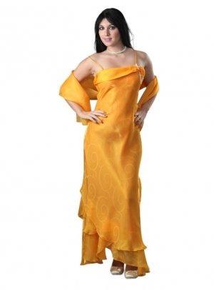 univers femme jaune