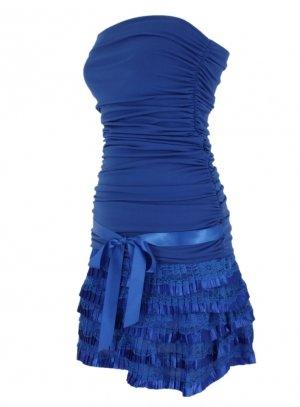 promos femme bleu roy