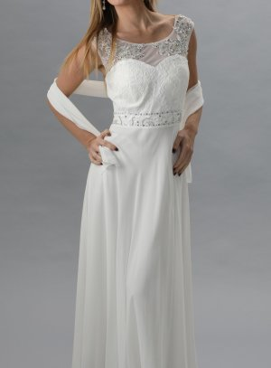 FIN DE STOCK - Robe de mariée, seconde robe