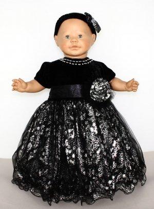 866e937c7eaa8 FIN DE STOCK - Robe de soirée bébé Noël réveillon nouvel an Valentina