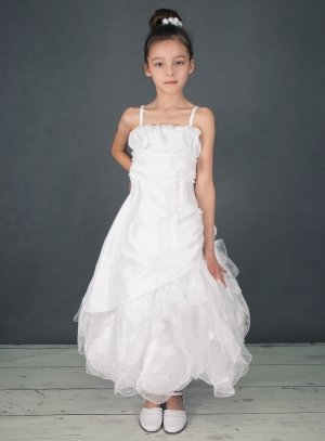 4270d068daab4 Robe de cérémonie fille pas chère Anouchka f0023