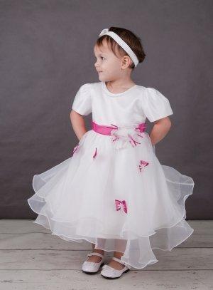 e5a46484744ed FIN DE STOCK - Robe de cérémonie bébé pas chère - robe mariage bébé rouge