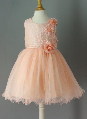 8d022b724da FIN DE STOCK - Robe de cérémonie enfant pour mariage ou fête pas chère