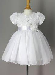Robe De Bapteme Fille Pas Chere Vetement Blanc Bebe Page 2