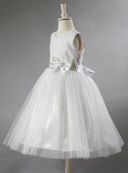 06baa22640aaa Robe de cérémonie fille pas chère pour un mariage