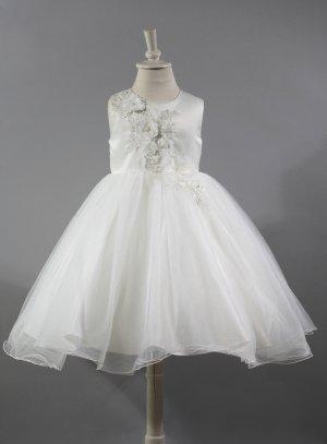 Robe de princesse petite fille ceremonie