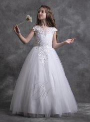 Robe De Cérémonie Fille Pas Chère Pour Un Mariage Cortège