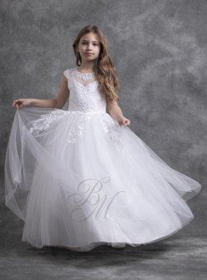 Robe de princesse pour mariage pour enfant