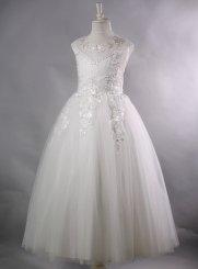 2876c4fa3dd Robe de cérémonie fille pas chère pour un mariage