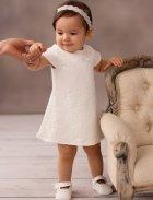 b15dc0e09b2 robe de baptême ivoire - ecru
