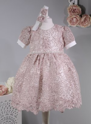 Robe Ceremonie Enfant Princesse Collection Luxe