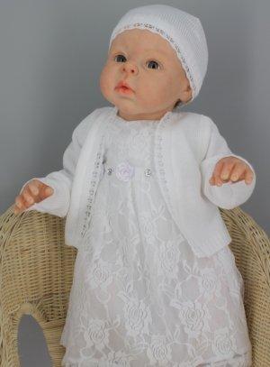 Robe ceremonie bebe hiver