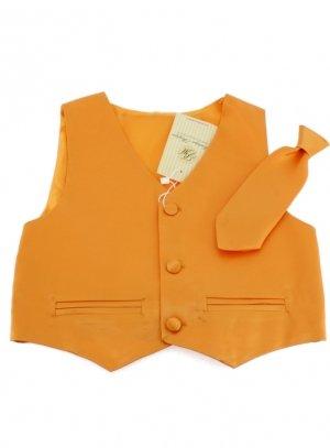 univers garcon orange