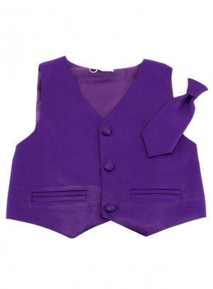 soldes garcon violet