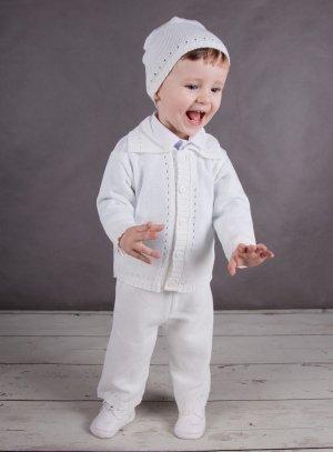ba8adb13ad3 FIN DE STOCK - Tenue de baptême garçon bébé et petit garçon pour hiver