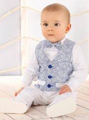 costume bébé bleu roy 8361ede4290