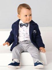 7d7e43c20ef13 costume bébé bleu marine