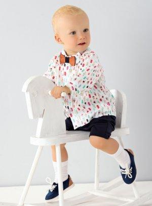 tenue costume bébé petit garçon pour mariage ou cérémonie avec ... 4c27984805c