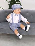 f87cb6de904 costume bébé bleu