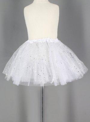 e8ed071d76a Jupon tulle blanc strass paillette pas cher et superbe !