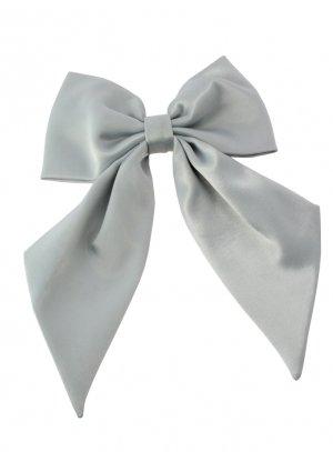 accessoires demoiselle d'honneur gris argent