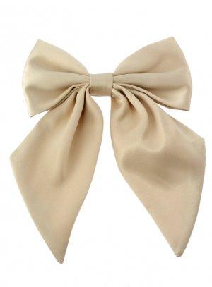 accessoires demoiselle d'honneur beige