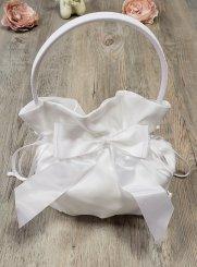 Aumoniere sac communion blanche pour fille. Choix important