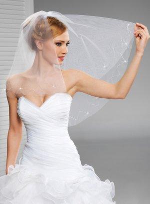 voile robe de mariée pas cher avec petites