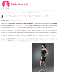 article robes-soirees