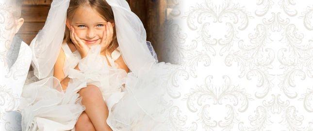 Vêtements De Mariage Pour Fille, Chaussures Et Accessoires