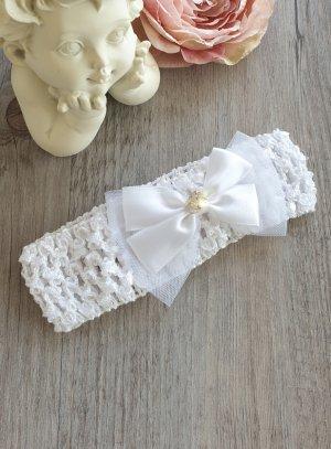 bandeau pas cher blanc pour bébé