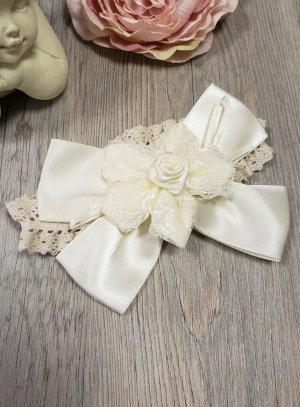 bandeau bébé pour baptême mariage bohème vintage