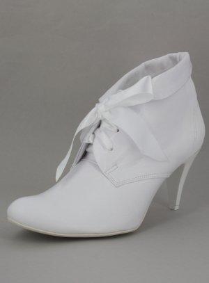 chaussures de mariée blanc
