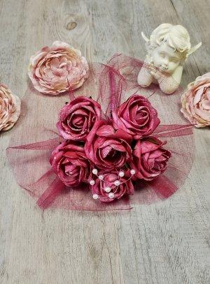 Bouquet de mariage pour demoiselle d'honneur ou enfan