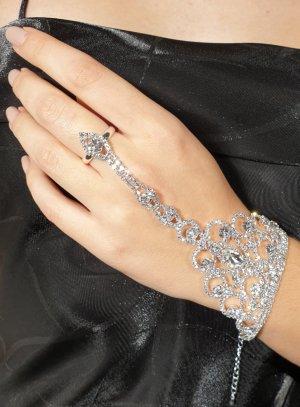 bijou bracelet bague strass