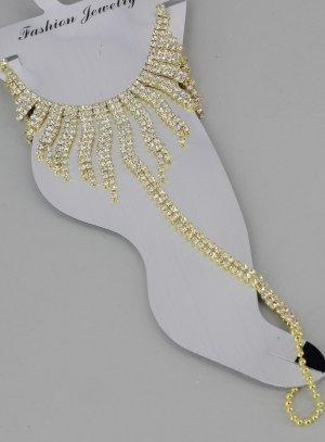 bijoux de soirée or