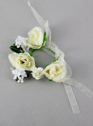 accessoires demoiselle d'honneur ivoire - ecru