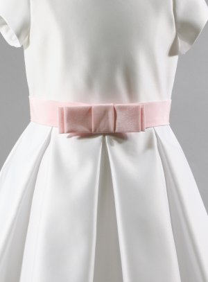 ceintures de cortège rose
