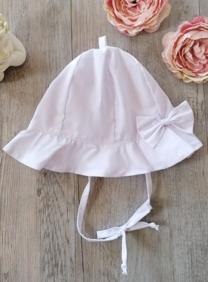 chapeau bébé coton pour petite fille